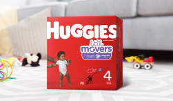 Let's Earn Some Rewards with Huggies!