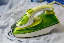 Ironing Without an Iron