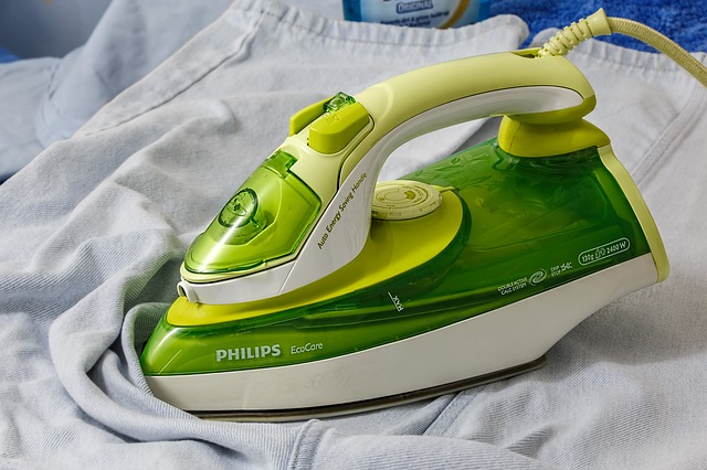 ironing without iron