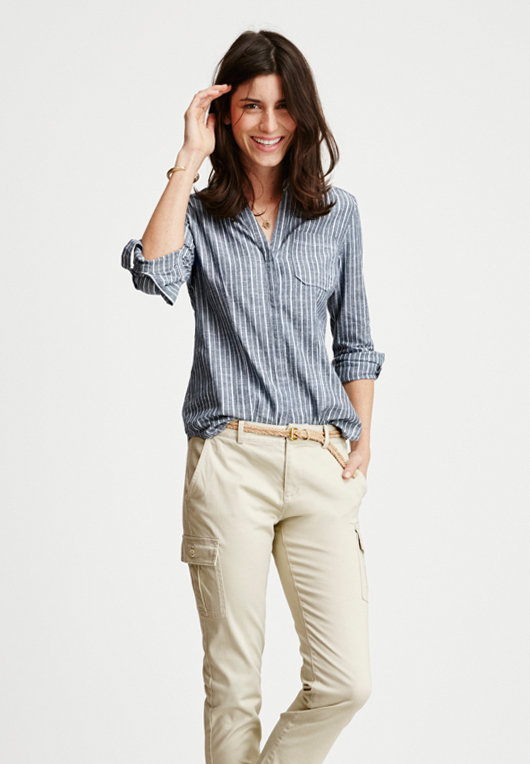 Style Gets a Complete Wrap Up With Dockers for Women