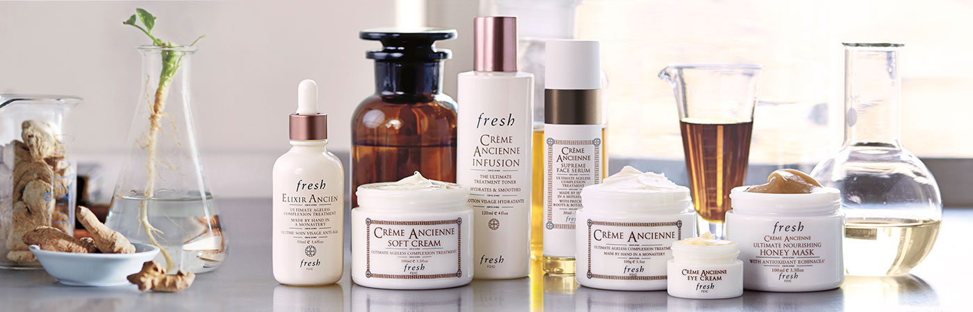 10 Most High Demand Fresh Skincare Products