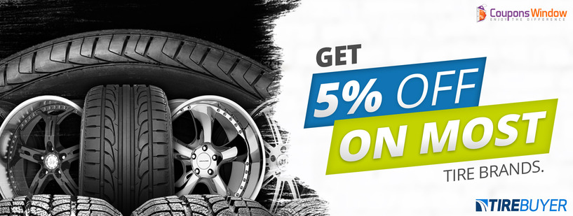 Tirebuyer Coupon Code 20 Off – Shop Long-Lasting Quality Tires