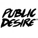 Public Desire (UK) discount code